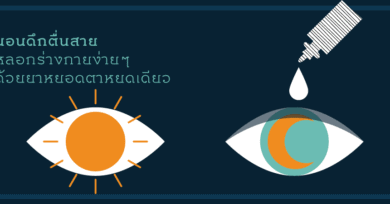นอนดึกตื่นสาย หลอกร่างกายง่ายๆ ด้วยยาหยอดตาหยดเดียว