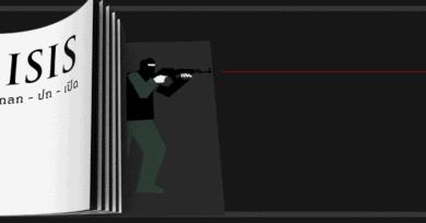 ISIS: ถลก - ปก - เปิด