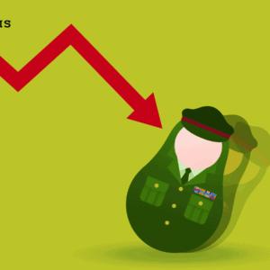 วิกฤตเศรษฐกิจล้มเผด็จการได้หรือไม่